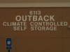 Buford self storage from Outback Climate Controlled Self Storage