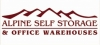 Eagle self storage from Alpine Self Storage & Office Warehouses