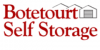 Roanoke self storage from Botetourt Self Storage