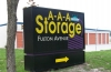Hudson self storage from AAA Storage Fulton & Postal Center