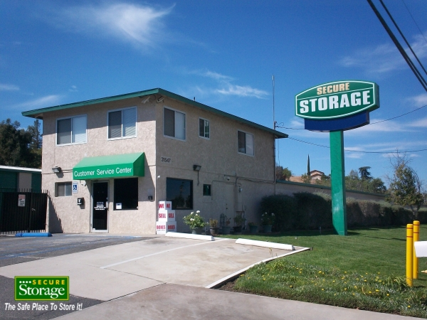 Secure Self Storage - 31547 Outer Highway 10 - Redlands, CA - Photo 0
