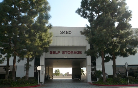 South Coast Self Storage3480 W Warner Ave - Santa Ana, CA - Photo 0