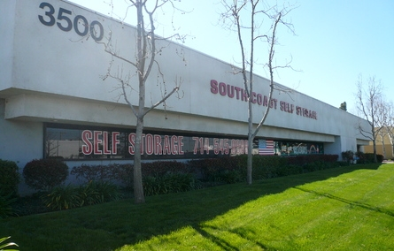South Coast Self Storage3480 W Warner Ave - Santa Ana, CA - Photo 2
