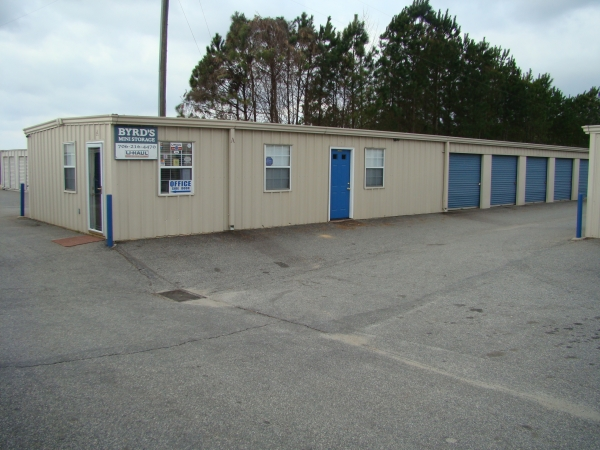 Byrd's Mini Storage - Dawson 4005040 Highway 53 E - Dawsonville, GA - Photo 1