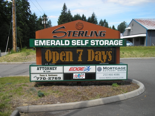Emerald Heated Self Storage16707 110th Ave E - Puyallup, WA - Photo 5