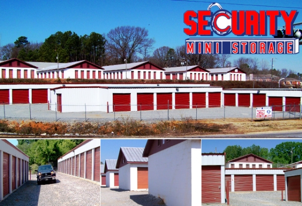 Security Mini Storage - Roanoke Rapids17 Roanoke Ave - Roanoke Rapids, NC - Photo 1