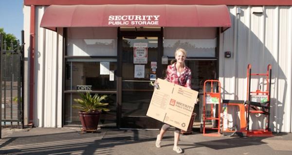 Security Public Storage - Shaw - Photo 0