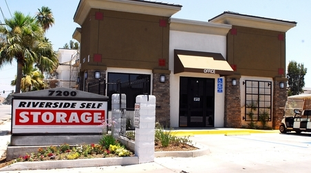 Riverside Self Storage - 7200 Indiana Ave - Riverside, CA - Photo 0