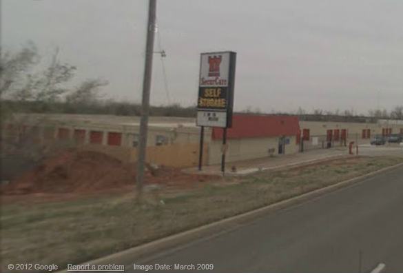 SecurCare Self Storage - Del City - N Sooner Rd - 201 N Sooner Rd - Oklahoma City, OK - Photo 0