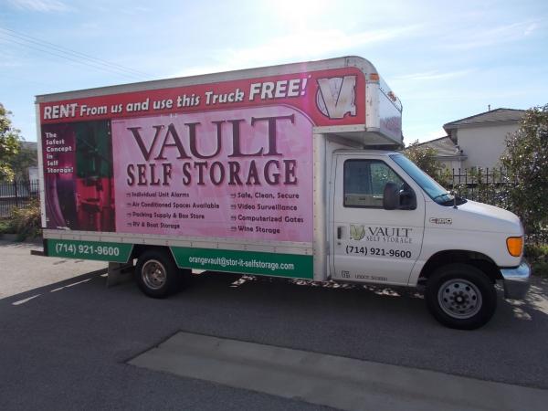 Stor-It Vault - Orange - Photo 0