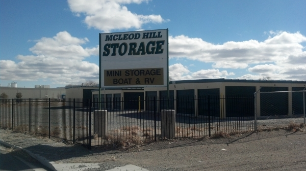 McLeod Hill Storage101 Mcleod St - Yerington, NV - Photo 0
