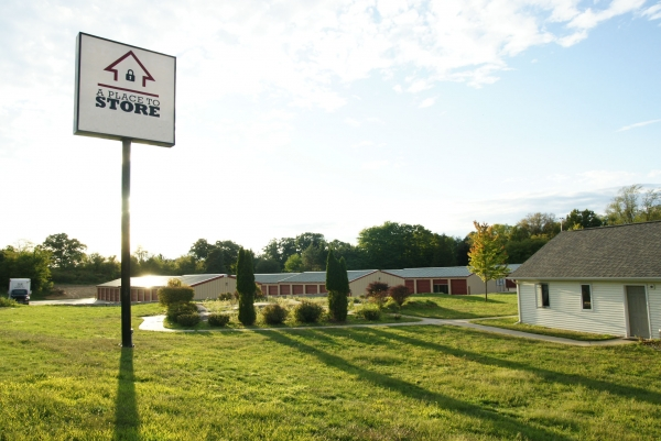 A Place to Store - Galesburg MI - 9888 Miller Dr - Galesburg, MI - Photo 0