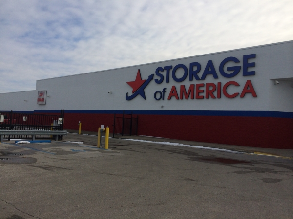 Self Storage of America - East Washington7339 East Washington Street - Indianapolis, IN - Photo 0