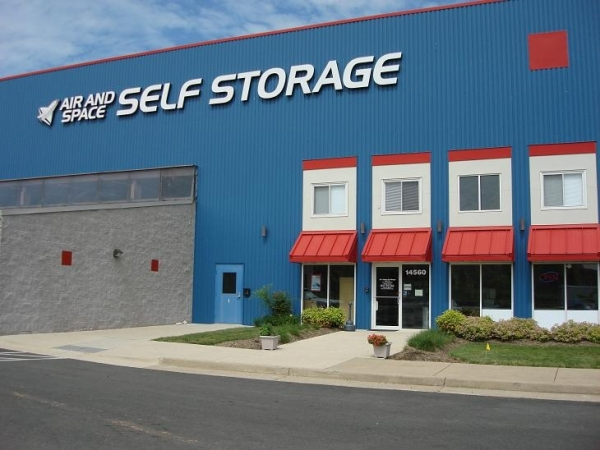 Air & Space Self Storage - 14560 Lee Road - Chantilly, VA - Photo 0