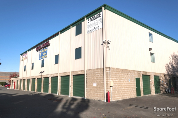 Affordable Self Storage - Everett222 SW Everett Mall Way - Everett, WA - Photo 1