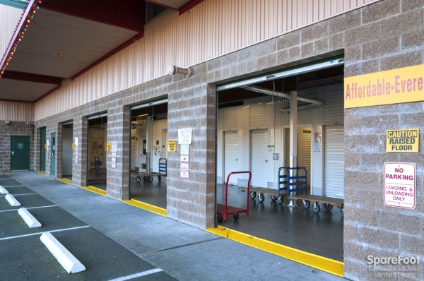 Affordable Self Storage - Everett222 SW Everett Mall Way - Everett, WA - Photo 4