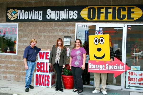 Affordable Self Storage - Everett222 SW Everett Mall Way - Everett, WA - Photo 17