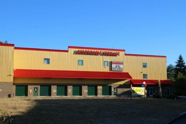 Affordable Self Storage - Everett222 SW Everett Mall Way - Everett, WA - Photo 0