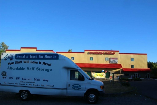 Affordable Self Storage - Everett222 SW Everett Mall Way - Everett, WA - Photo 18