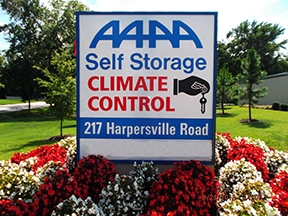 AAAA Self Storage & Moving - Harpersville217 Harpersville Road - Newport News, VA - Photo 0