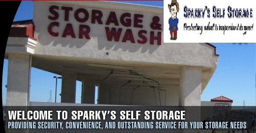 Sparky's Self Storage73230 Varner Rd - Thousand Palms, CA - Photo 1