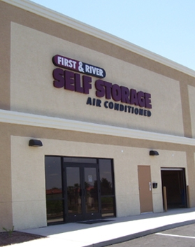 First and River Self Storage, Tucson - 4980 N 1st Ave - Tucson, AZ - Photo 0
