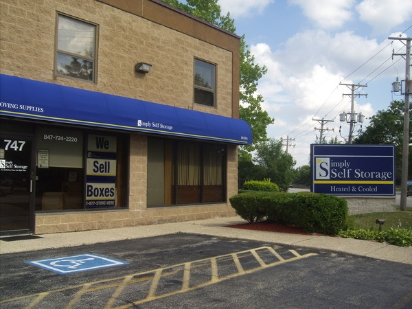 Simply Storage - Glenview/Niles747 Milwaukee Ave - Glenview, IL - Photo 1
