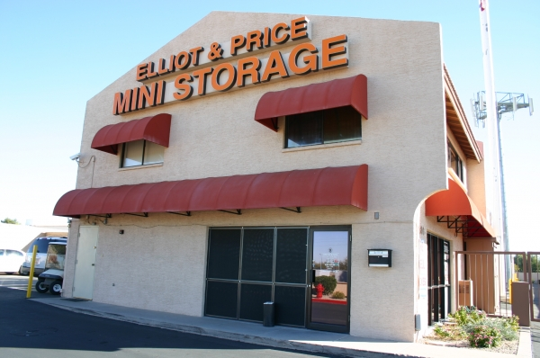 Elliot and Price Mini Storage2880 W Elliot Rd - Chandler, AZ - Photo 0