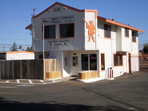 Sentry Storage, Rancho Cordova-White Rock Rd.10333 White Rock Rd - Rancho Cordova, CA - Photo 1