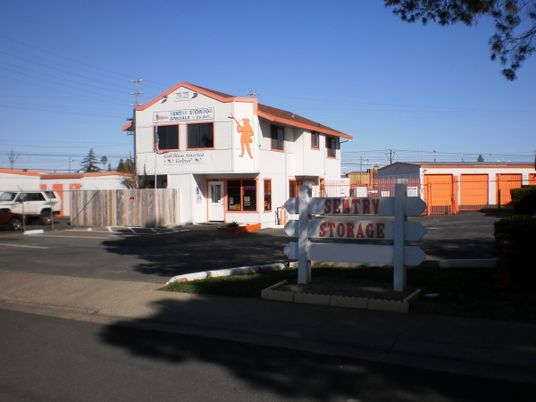 Sentry Storage, Rancho Cordova-White Rock Rd.10333 White Rock Rd - Rancho Cordova, CA - Photo 0