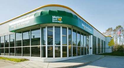 Metro Self Storage - Chicago/E. 87th St.1001 E 87th St - Chicago, IL - Photo 1