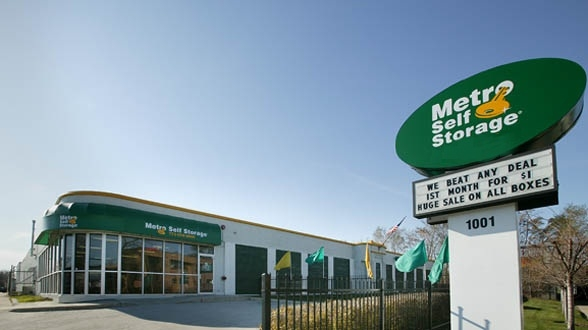 Metro Self Storage - Chicago/E. 87th St.1001 E 87th St - Chicago, IL - Photo 0