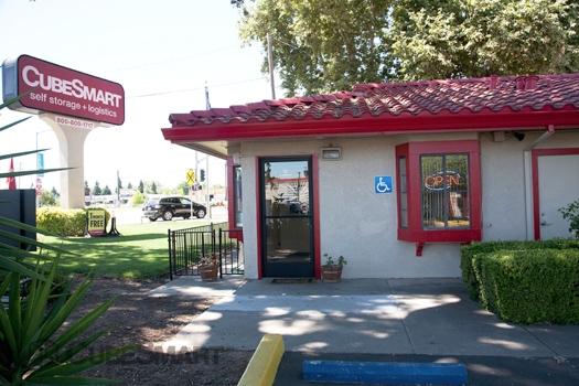 CubeSmart Self Storage - 775 North 16Th Street - Sacramento, CA - Photo 0