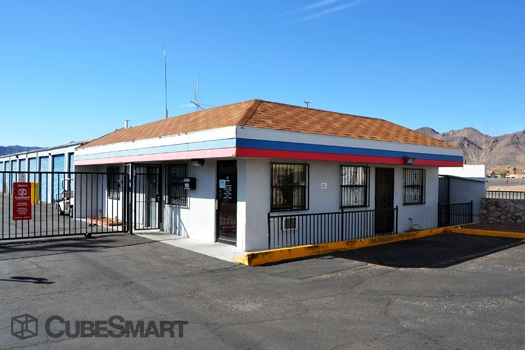 CubeSmart Self Storage - 9447 Diana Drive - El Paso, TX - Photo 0