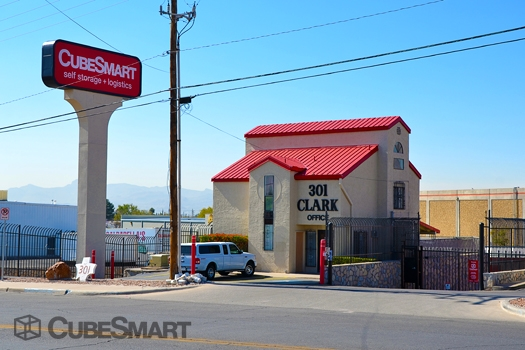 CubeSmart Self Storage301 N Clark Drive - El Paso, TX - Photo 1