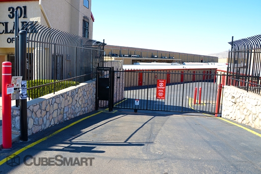 CubeSmart Self Storage301 N Clark Drive - El Paso, TX - Photo 4