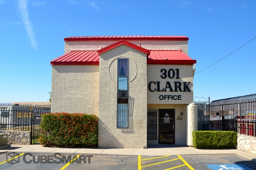CubeSmart Self Storage301 N Clark Drive - El Paso, TX - Photo 8
