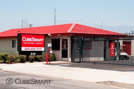 CubeSmart Self Storage - 210 West Bonnie View Drive - Rialto, CA - Photo 0
