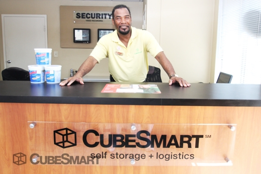 CubeSmart Self Storage - 1951 E Linden Ave - Linden, NJ - Photo 0