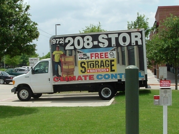 Storage Masters - Plano4633 Hedgcoxe Rd - Plano, TX - Photo 2