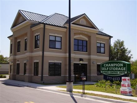 Champion Self Storage - Jacksonville - Photo 1