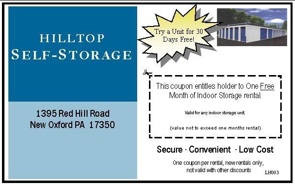 Hilltop Self Storage - Photo 0