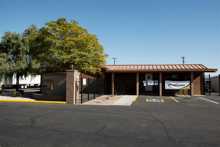 Arizona Self Storage at Glendale - 8049 W Glendale Ave - Glendale, AZ - Photo 0