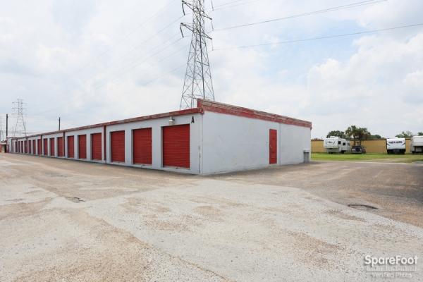 Almeda Self Storage - 10600 Almeda Genoa Rd - Houston, TX - Photo 0