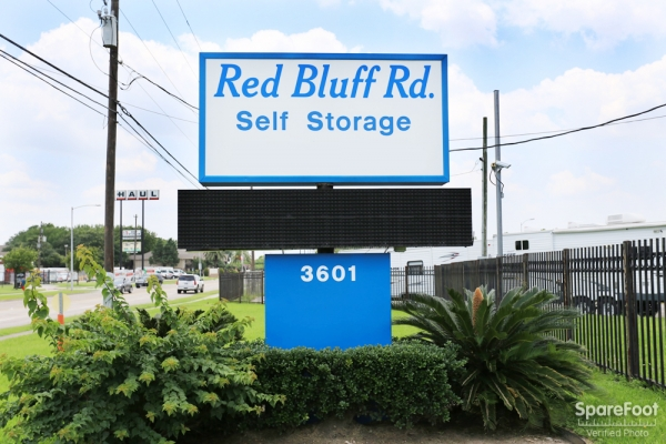 Red Bluff Self Storage - 3601 Red Bluff Rd - Pasadena, TX - Photo 0