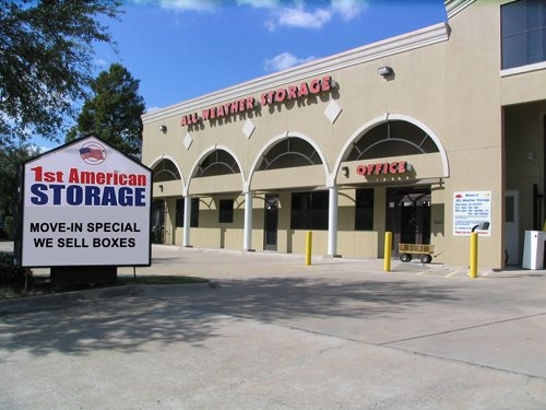 1st American Storage - All Weather12690 Whittington Dr - Houston, TX - Photo 0