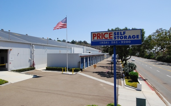 Price Self Storage Morena Blvd.4635 Morena Blvd - San Diego, CA - Photo 2