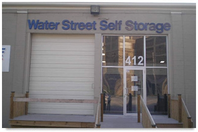 Water Street Self Storage - 412 S Water St - Milwaukee, WI - Photo 0