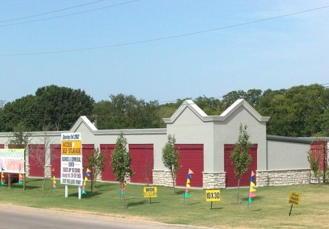 Access Self Storage - Oak Cliff - 3427 Marvin D Love Fwy - Dallas, TX - Photo 0