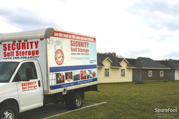 Security Self Storage - Golf Village - 7533 Woodcutter Dr - Powell, OH - Photo 0